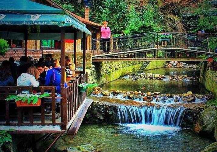 مدينة سبانجا إقليم مرمرة التركية