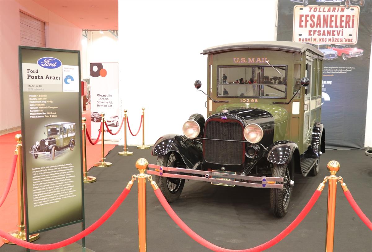 اندر السيارات القديمة