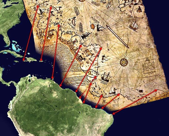 خرائط الريس بيري