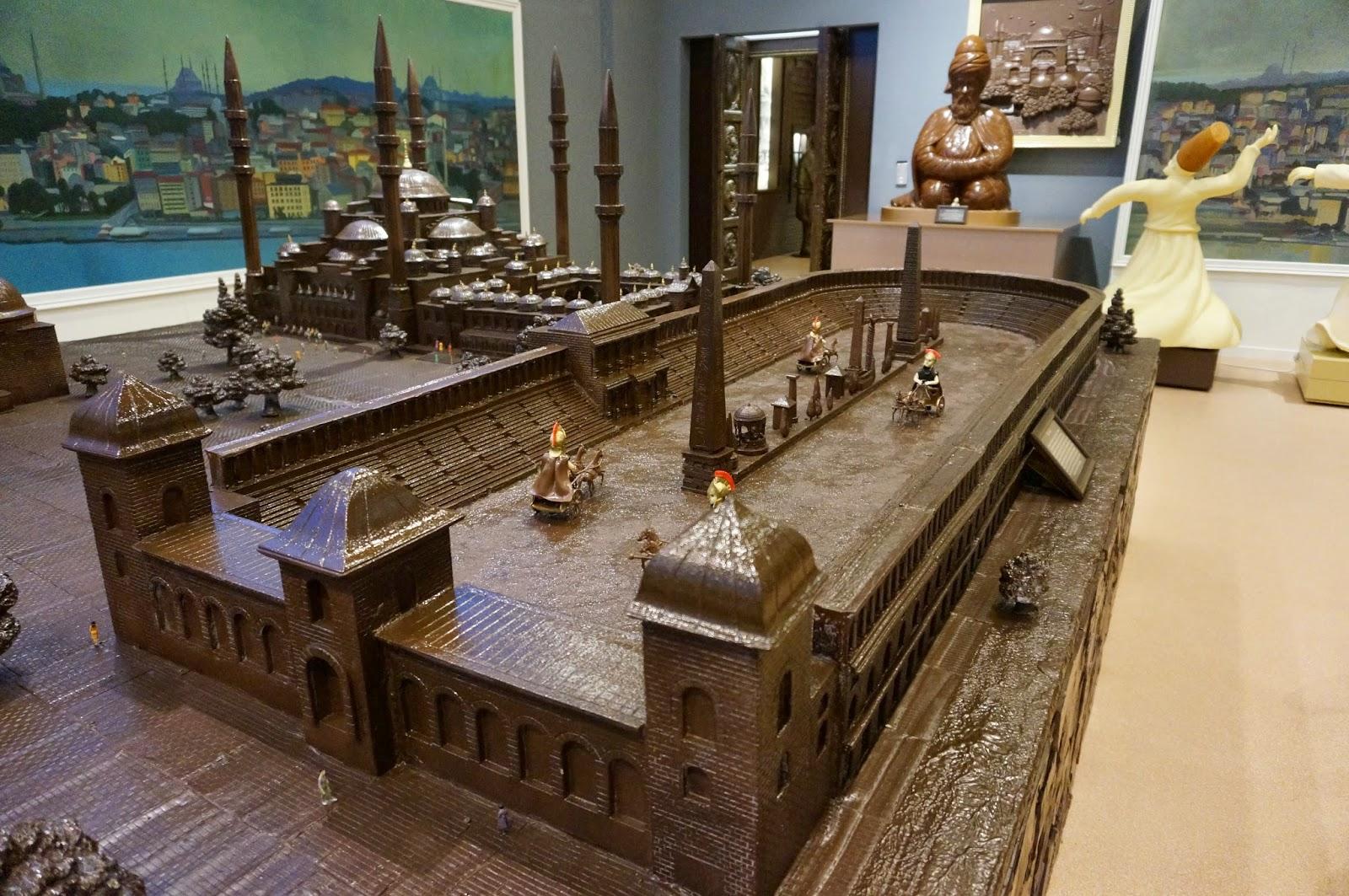 متحف الشوكولاته في إسطنبول