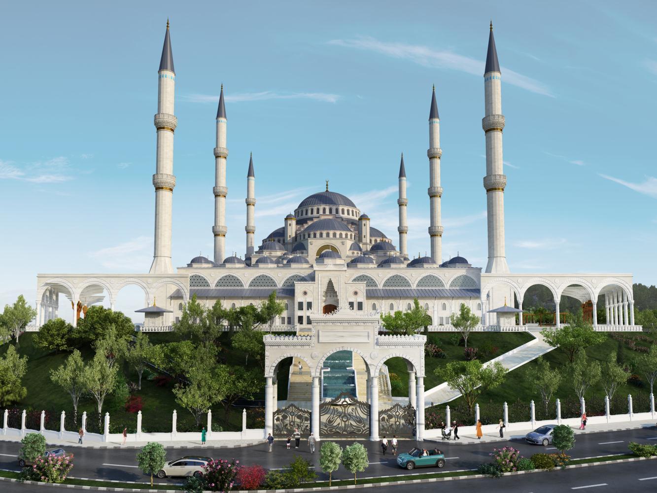 تل العرائس في إسطنبول