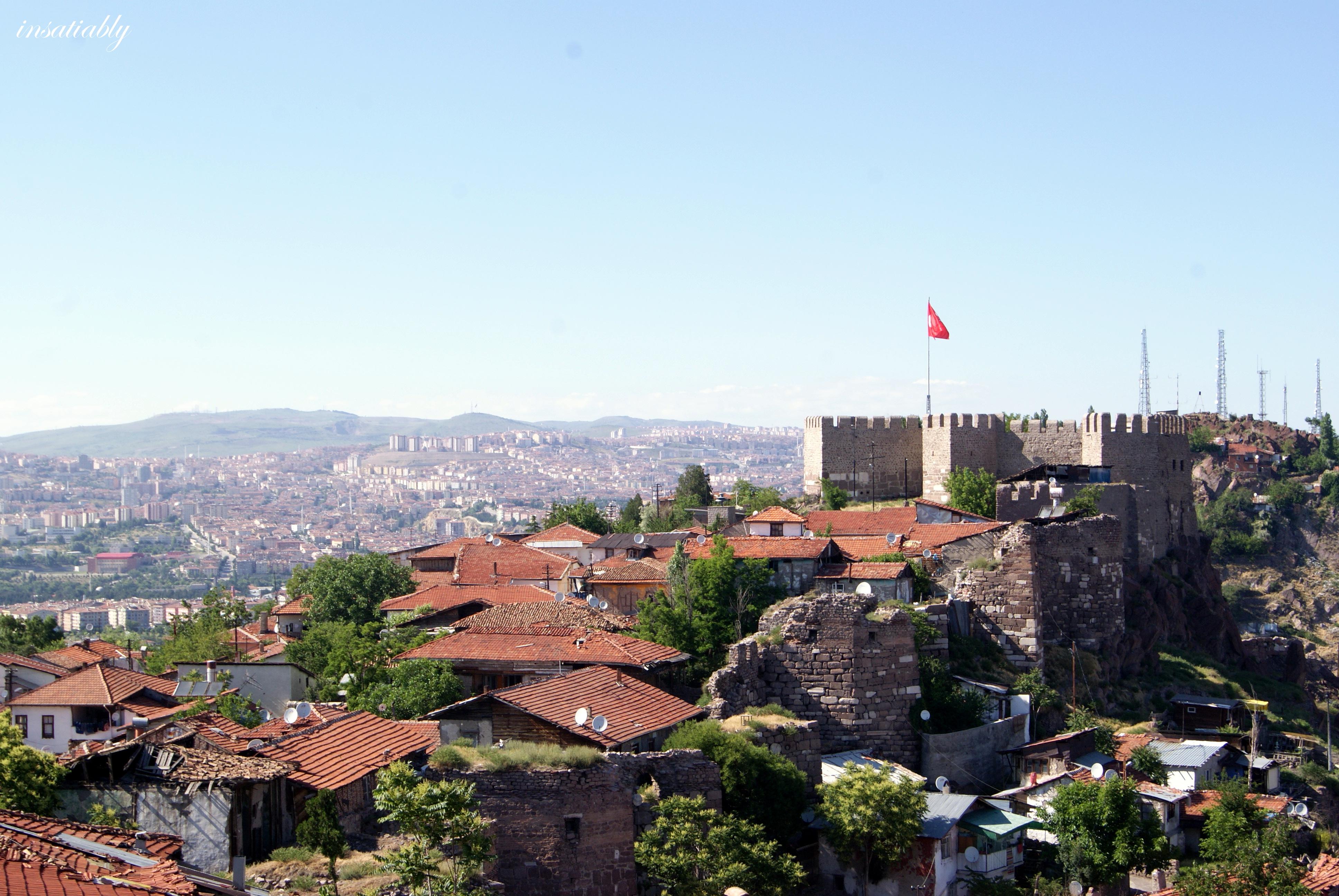 أنقرة.. قلب تركيا ومرقد امرئ القيس | مهاجر
