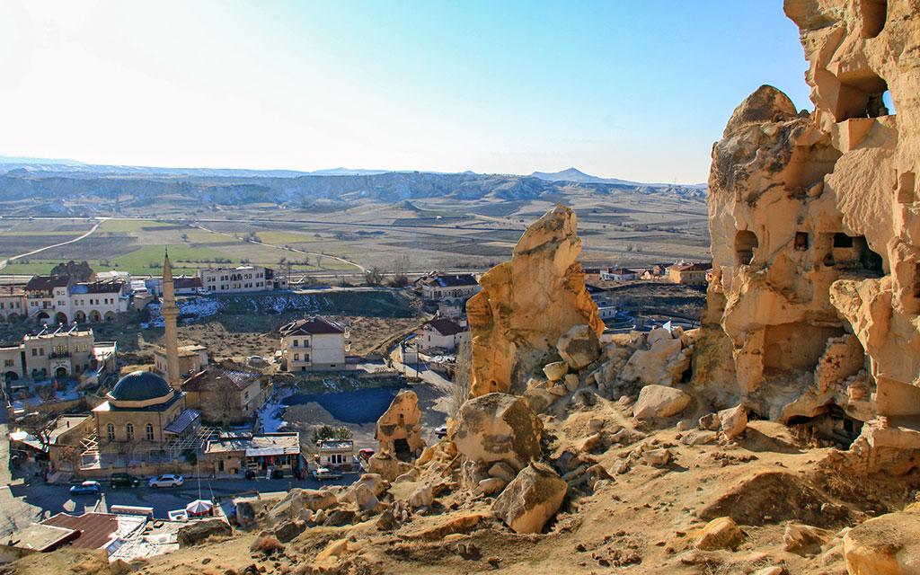 قرية جافونيش