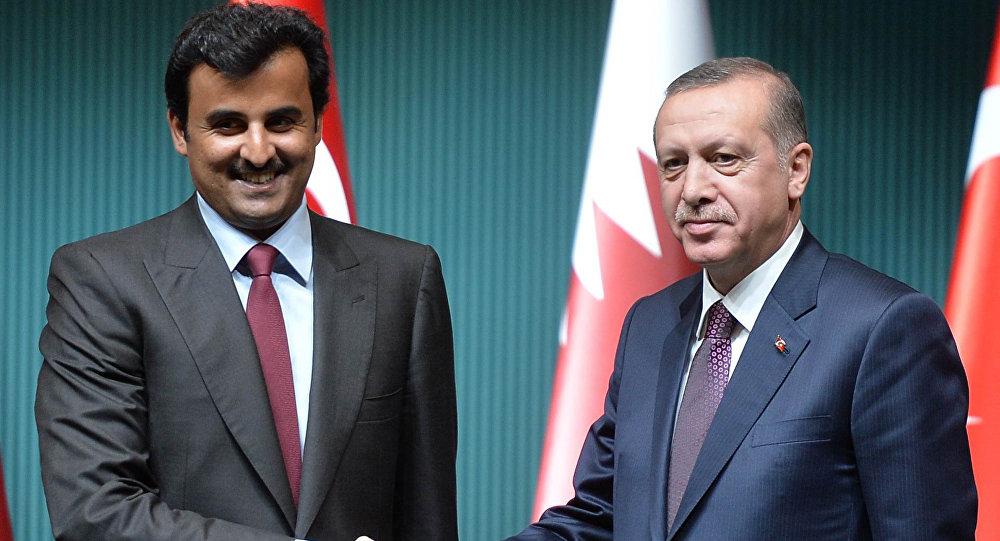 تركيا لن تنسى أبدا الدعم القطري   ترك برس