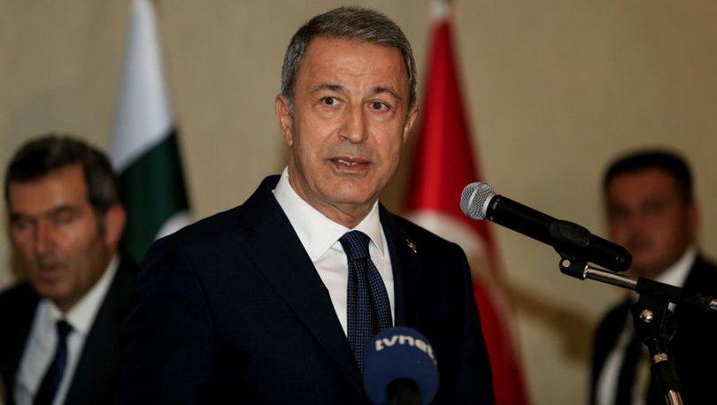 وزير الدفاع التركي اتفاق سوتشي مكسب لدول المنطقة وسكان إدلب