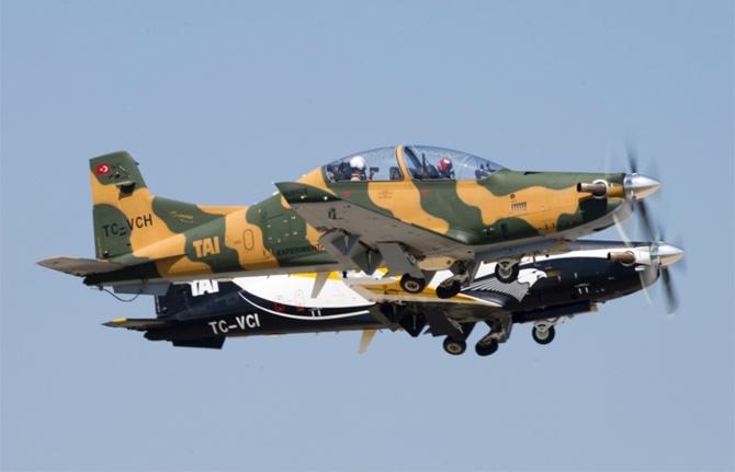 طائرة التدريب التركية HURKUS-B تجتاز المرحلة الأولى من الاختبارات 400815