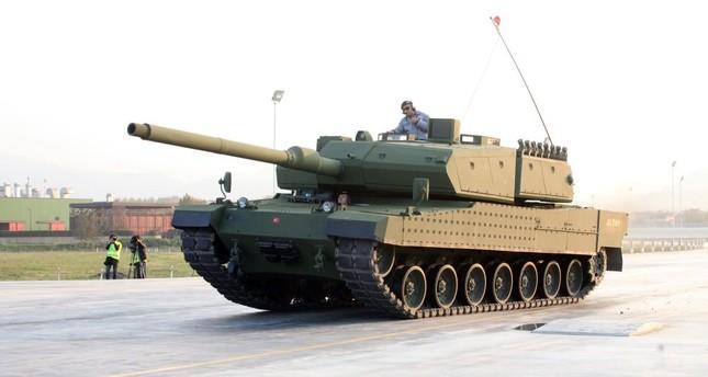 """تركيا تعتزم إنتاج محركات الدبابة """"ألطاي"""" محلياً 645x344-1515700159348"""