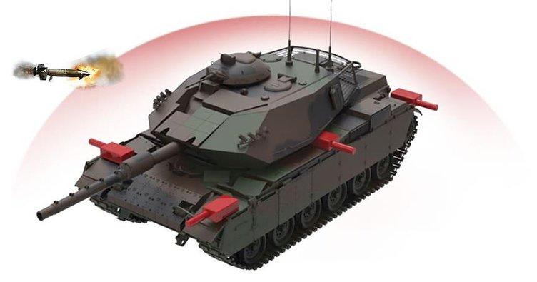 """""""أسيلسان"""" التركية تنجح في تطوير نظام محلي مضاد للصواريخ لحماية الدبابات والمدرعات 752x395-aselsanin-pulati-tanklarimizi-koruyacak-1518172166526"""