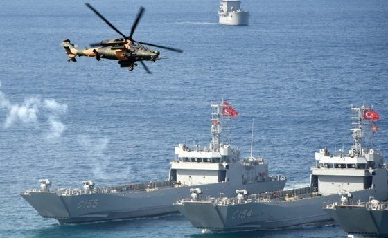 ما رسائل المناورات البحرية الأضخم في تاريخ تركيا؟   ترك برس