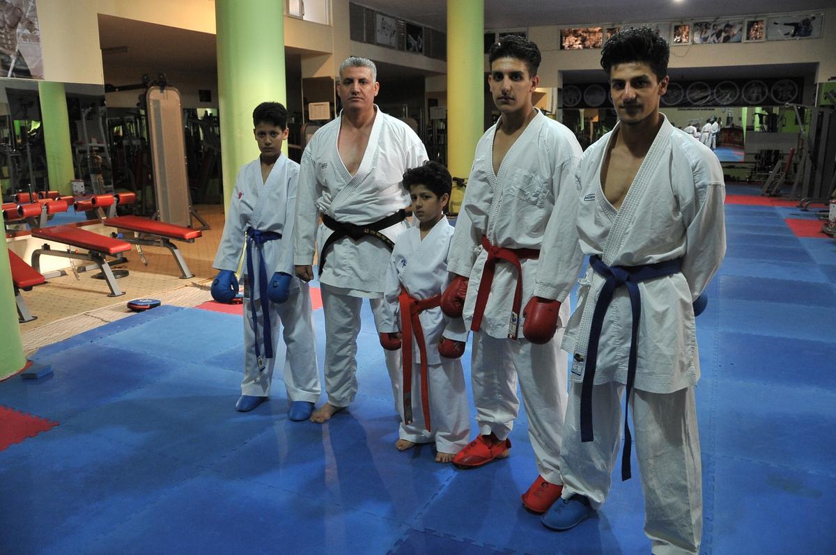 مدرب سوري يسخّر قدراته لتطوير رياضة الكاراتيه في تركيا   ترك برس