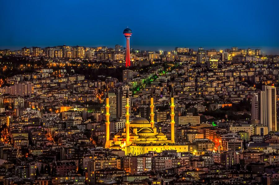 Ankara Turkki