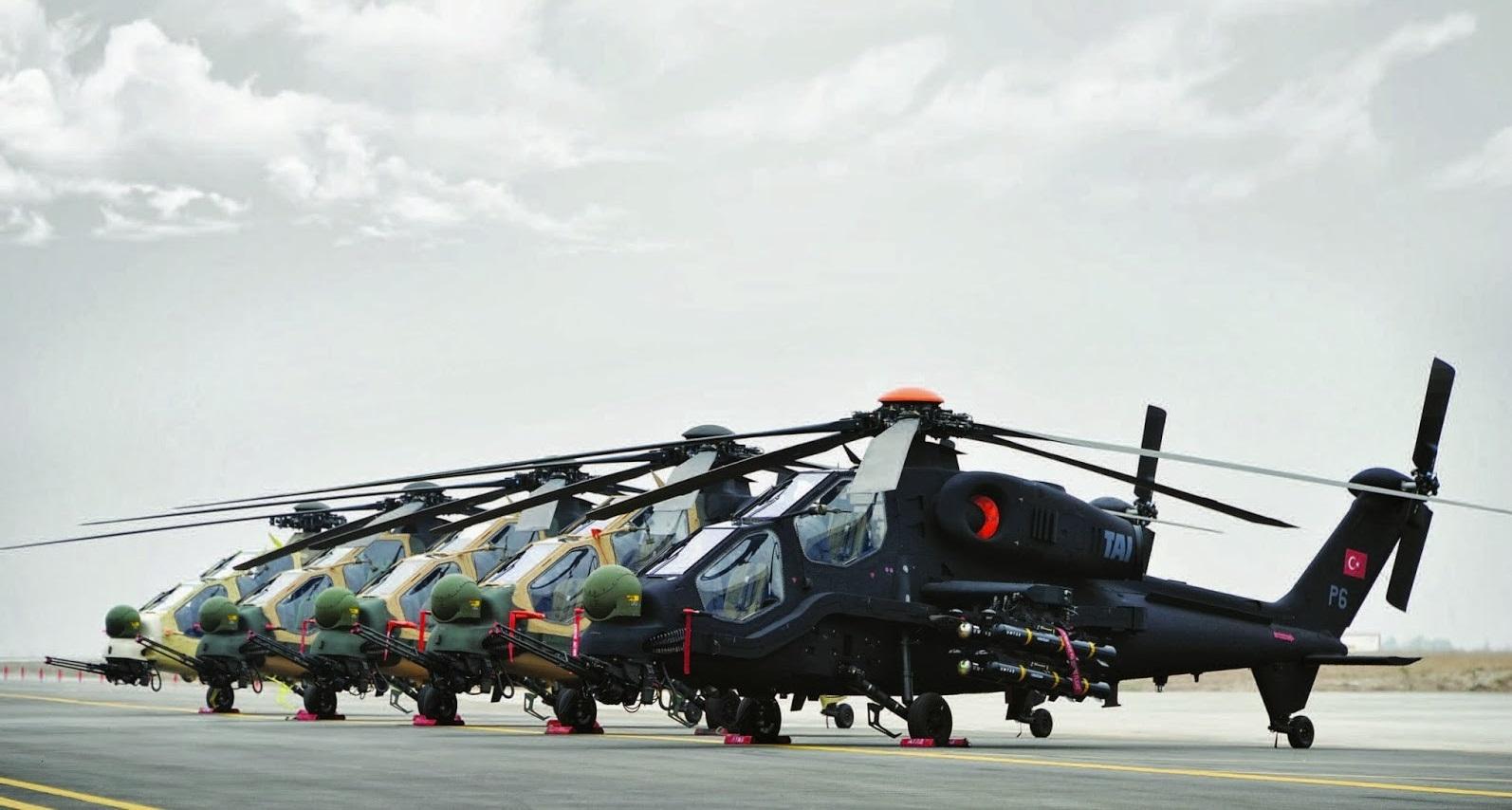 الطائرات التركية تلقى اهتماما كبيرا في معرض تايلاند للصناعات الدفاعية Atak2