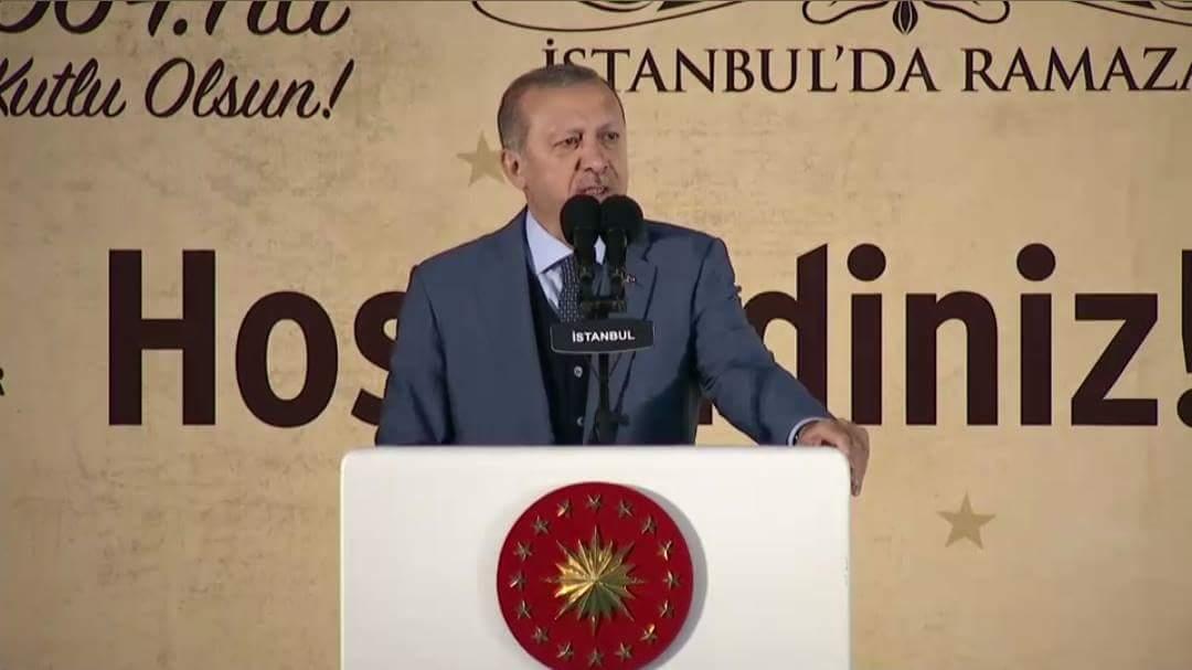 أردوغان: إسطنبول ملخص لكل تركيا   ترك برس