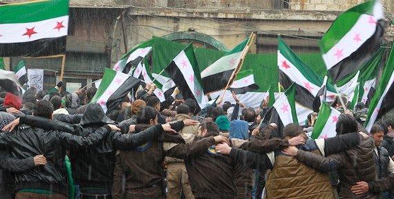 القاسم لوبي للمعارضة السورية بواشنطن