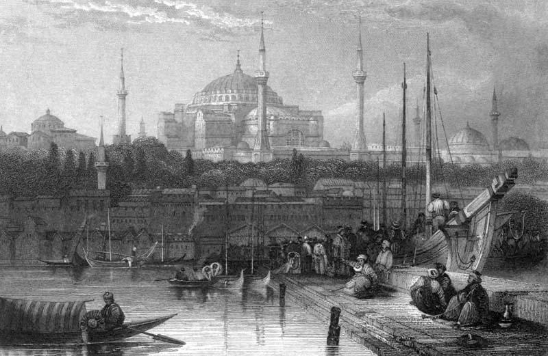 الدولة العثمانية Photo: اليوم الذي صمت فيه الأذان المحمدي في عهد الدولة العثمانية