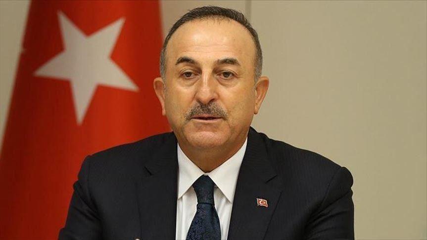 وزير الخارجية التركي يعزي نظيره الباكستاني في ضحايا تفجير المسجد   ترك برس