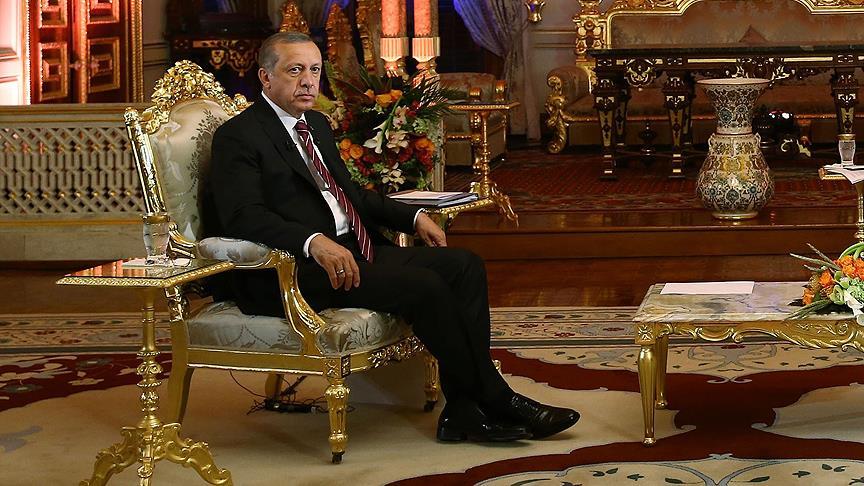أردوغان: لا أعدّ جماعة الإخوان المسلمين منظمة إرهابية   ترك برس