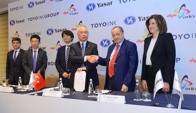 عملاق الأحبار اليابانية  تويو إنك  تؤكد استمرار استثماراتها في تركيا   ترك برس