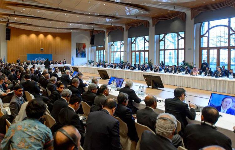Afbeeldingsresultaat voor مؤتمر جنيف حول سوريا