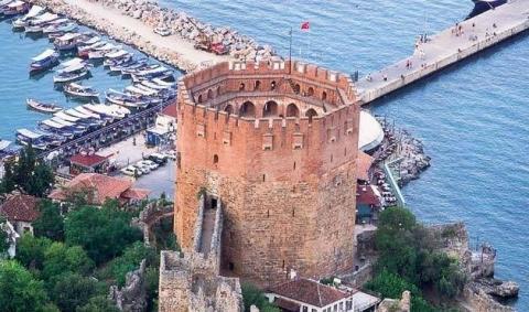 برج قيزيل