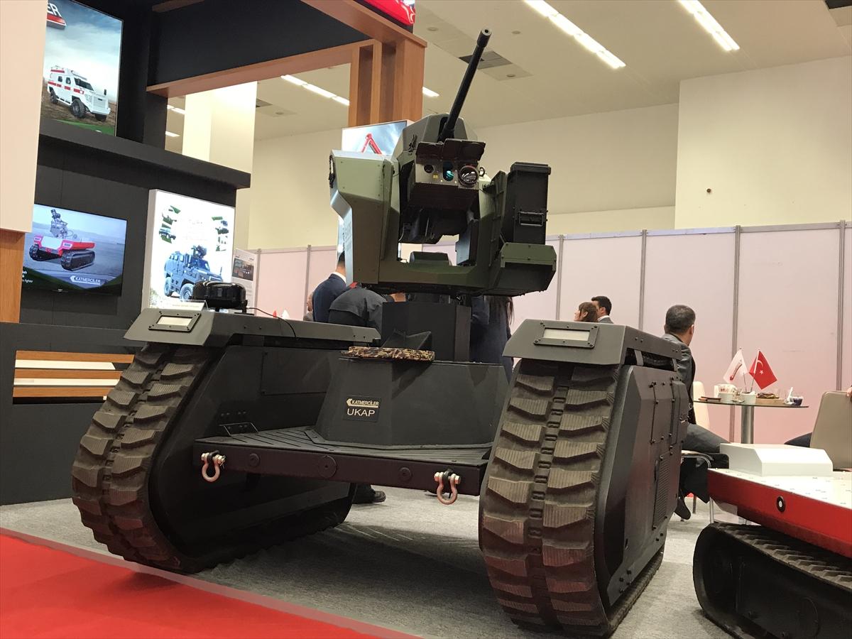 الجيش التركي يتسلّم 20 مركبة مسيرة لاستخدامها في غصن الزيتون 20180223_2_28872996_31041077_web