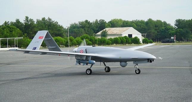 وفد أوكراني يبحث شراء طائرات بدون طيار تركية الصنع 645x344-6-1533290039054_0