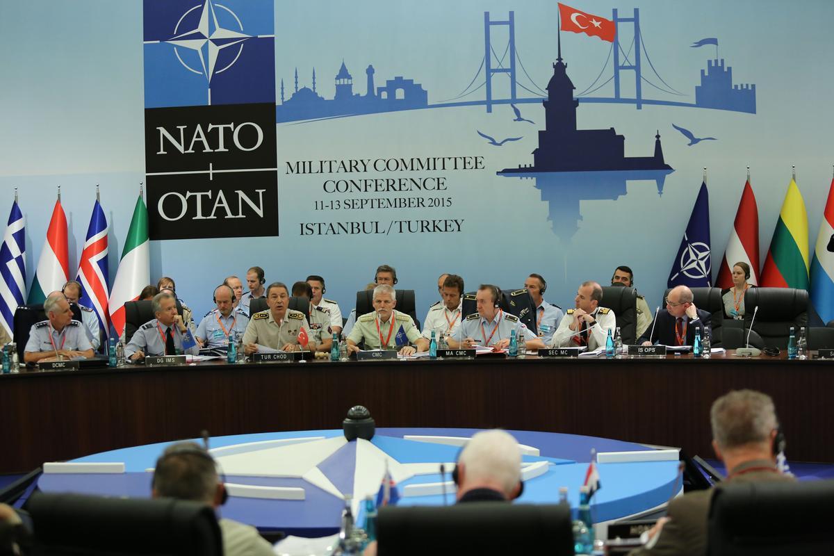 تركيا تستضيف مؤتمر رؤساء هيئات أركان الدول الأعضاء في حلف الناتو