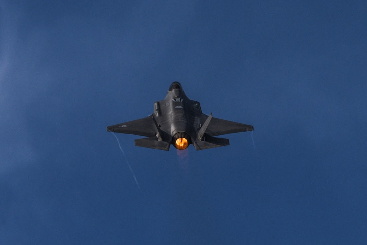 """تركيا.. الإعلان عن موعد استلام الدفعة الأولى من طائرات """"إف-35"""" F_35"""