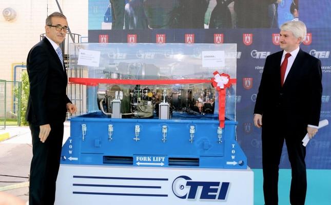 تسليم أول محرك مروحية محلي الصنع إلى شركة صناعات الفضاء التركية Mhrk_1