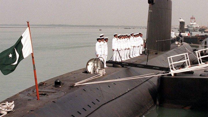 شركة STM التركية تتولى تطوير غواصات Agosta 90B الباكستانية Pakistan-submarines