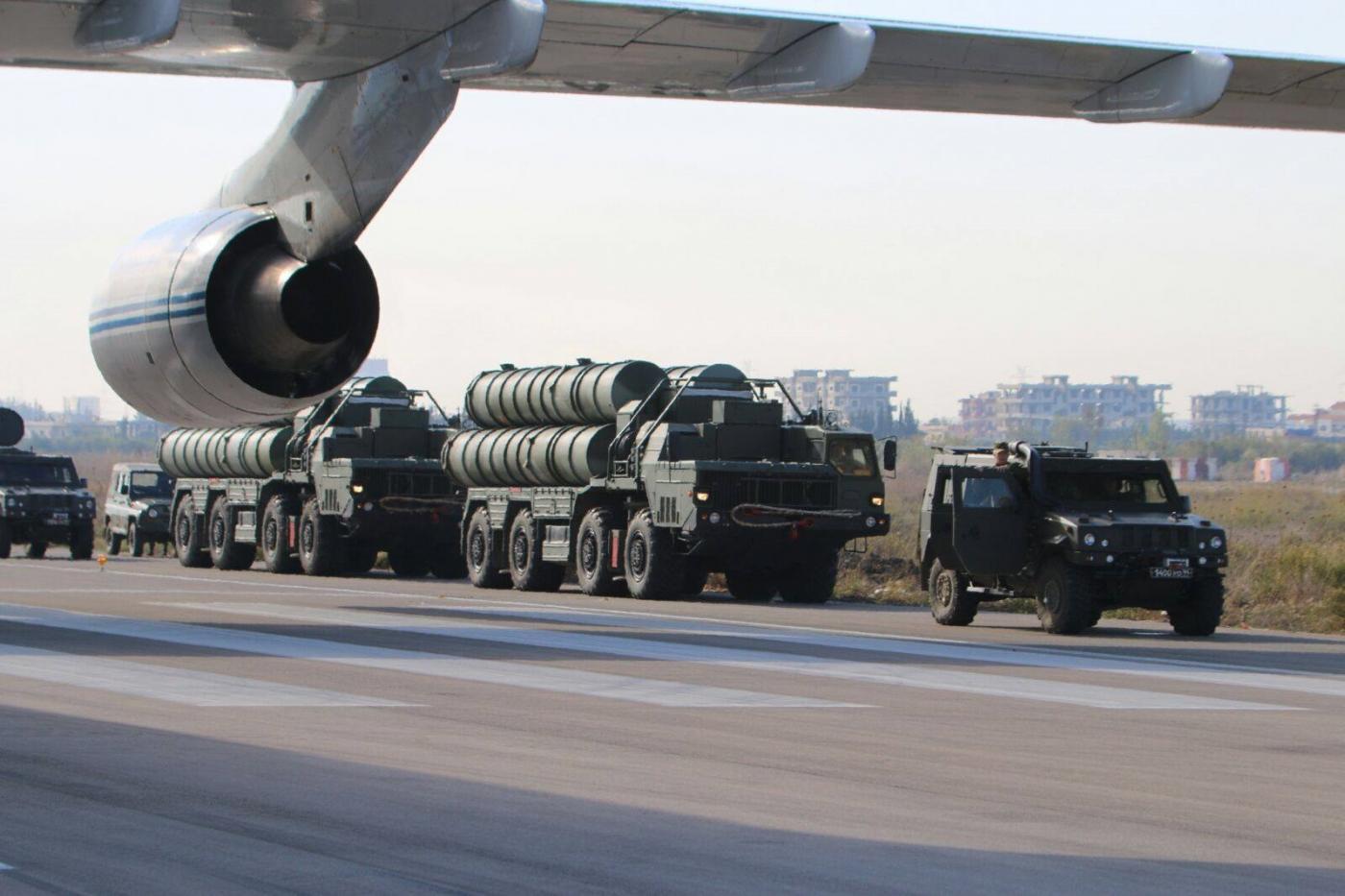 أردوغان يلجأ لترامب شخصيًّا بخصوص منظومات S-400 الروسيه ومقاتلات F-35 الامريكيه  S_25