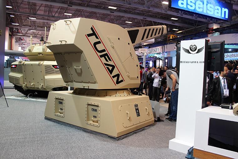 مدافع كهرومغناطيسيه تركية جديدة تحل محل الاسلحة النارية التقليدية..تتمتع بقوة دفع تعادل 5 أضعاف سرعة الصوت S_579