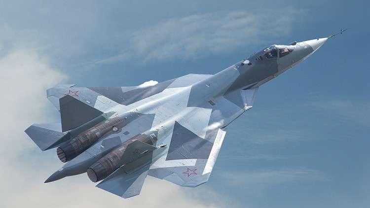 """روسيا تعرض على تركيا الإنتاج المشترك لمقاتلات الشبح """"Su-57"""" وصواريخ """"S-400"""" Sw_57"""
