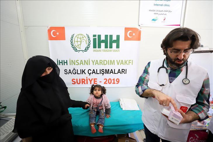 الإغاثة التركية (IHH) تطلق مشروع عيادات متنقلة الأول من نوعه في باكستان